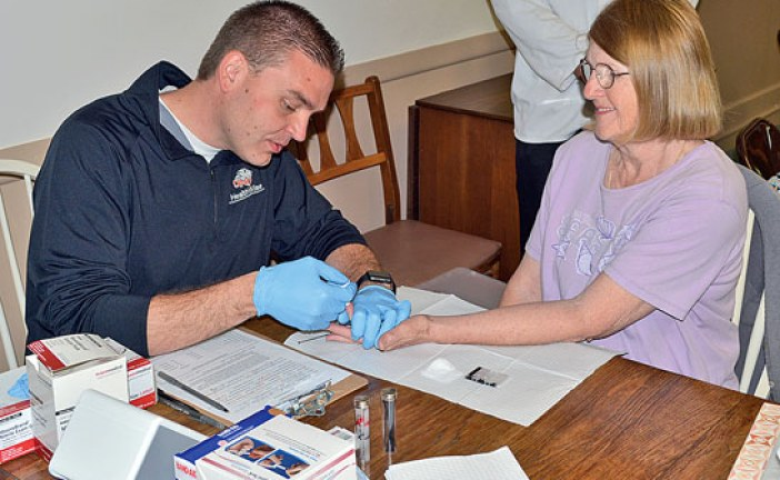 ONU's mobile clinic takes healthcare to county residents