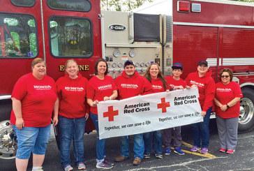 Red Cross installs smoke alarms in Kenton