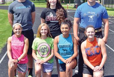 Kenton athletes ready for regional track