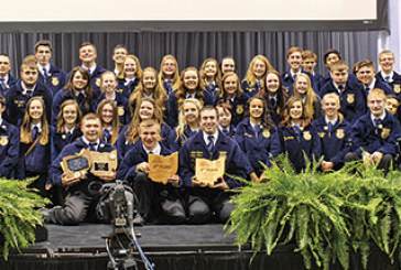 R'mont FFA gets awards at convention
