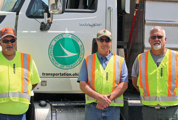 Employee from Hardin County ODOT wins truck competition