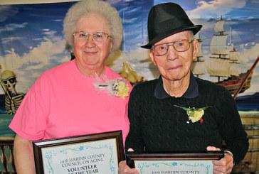 Honored seniors