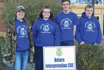 HN FFA team competes at state