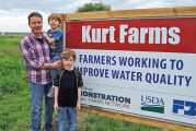 Hardin County farmers part of project to cut phosphorous runoff