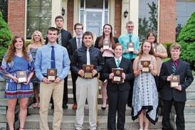 Top teens in county