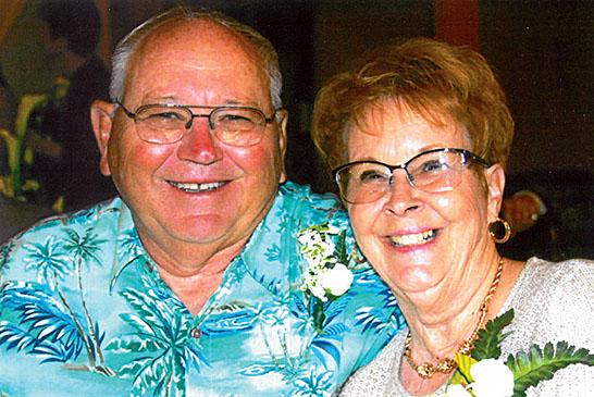 Delbert and JoAnn Henry
