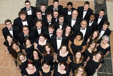 ONU National Tour Choir to perform Monday night at Freed Center