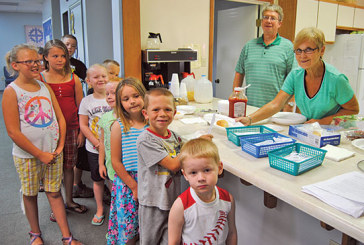 McGuffey church serves up breakfast for kids, seniors