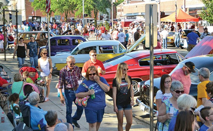 Eats on the Street Fest draws big crowd in Kenton
