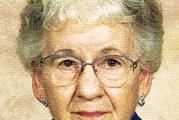 Betty M. Ziegler