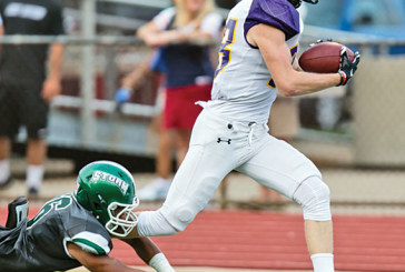 Wilcox shows he deserves a spot as starting WR for Ashland