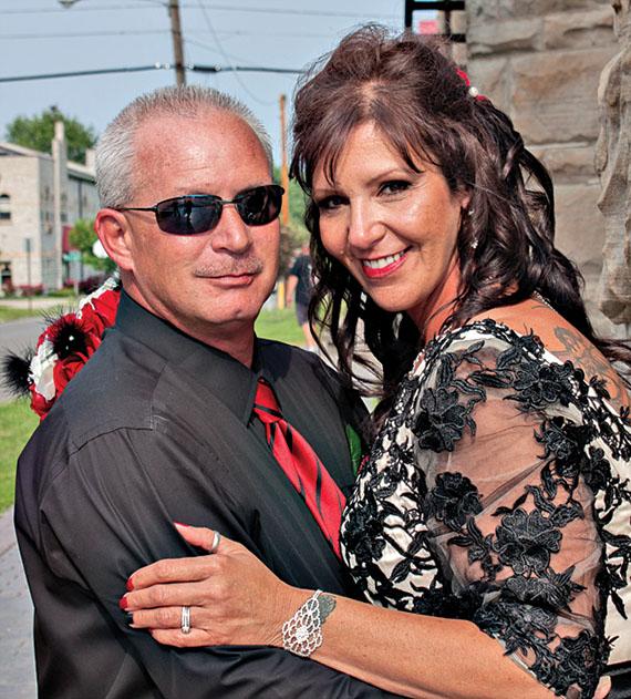 Brian and Libby Wolgamot