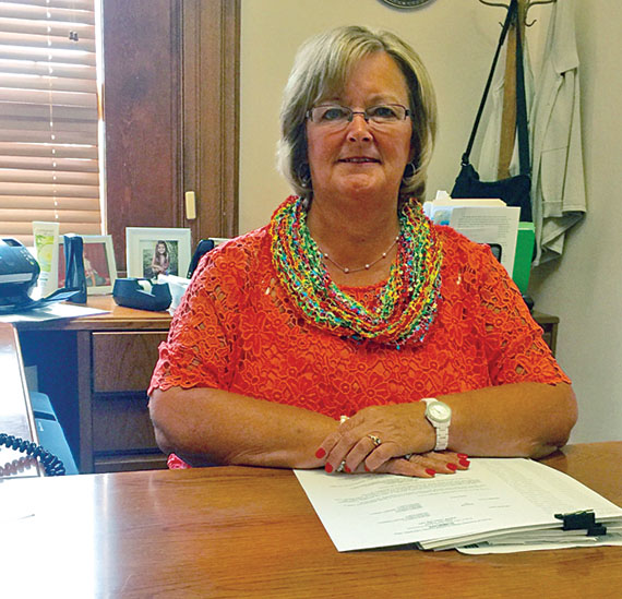 Carrie Haudenschield, Clerk of Courts