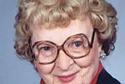 Dorothy 'Dot' Grace Ramge