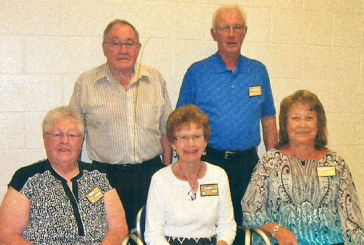 Forest Alumni has 79th banquet