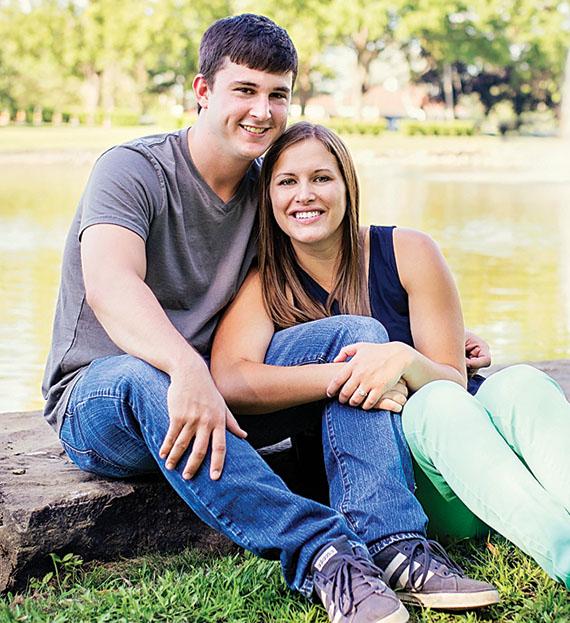 Jackson Fay and Morgan Spiegel