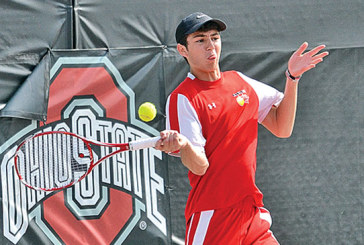 Club tennis at Ohio St. right for Oates