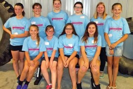 'Dream It, Be It' program held for local middle school girls