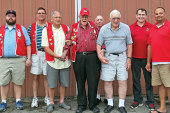 Kenton Lions inducts leaders