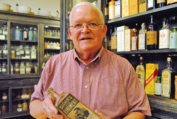 ONU pharmacy museum takes visitors back to early 20th century