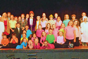 Children's Summer Theatre Workshop to stage Willy Wonka Kids this weekend