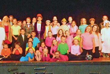 Children's Summer Theatre Workshop to stage Willy Wonka Kids this weekend