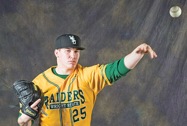 BL grad Collins learns a lot in first year with Wright St. baseball