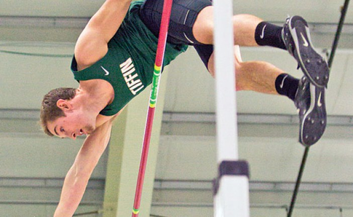 BL grad Bowers vaults well in first season with Tiffin Dragons