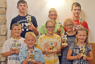 Kenton summer swimmers earn many medals at league meet