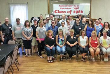 KHS class of '86 reunites