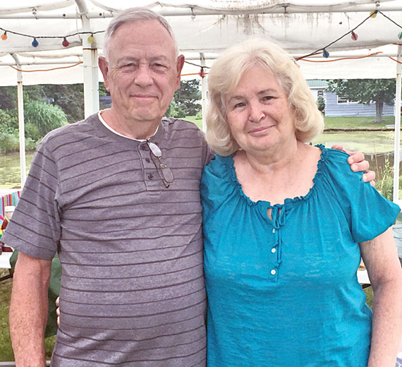 Ken and Barb Cannode
