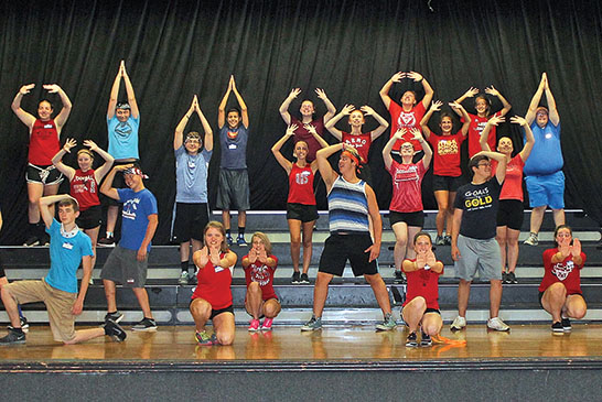 Kenton's Top Twenty production will be in a 'Glass House'