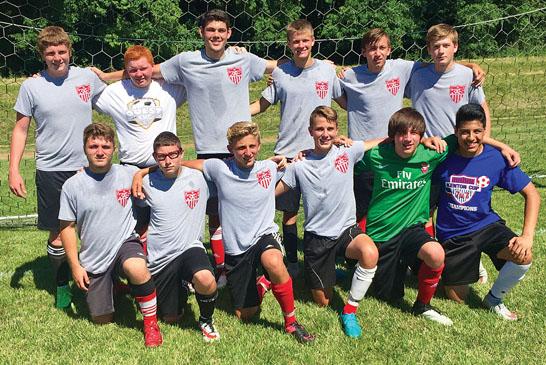 Summer soccer success