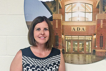 Light gets comfortable in role as Ada treasurer