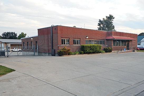 Mid-Ohio Energy building