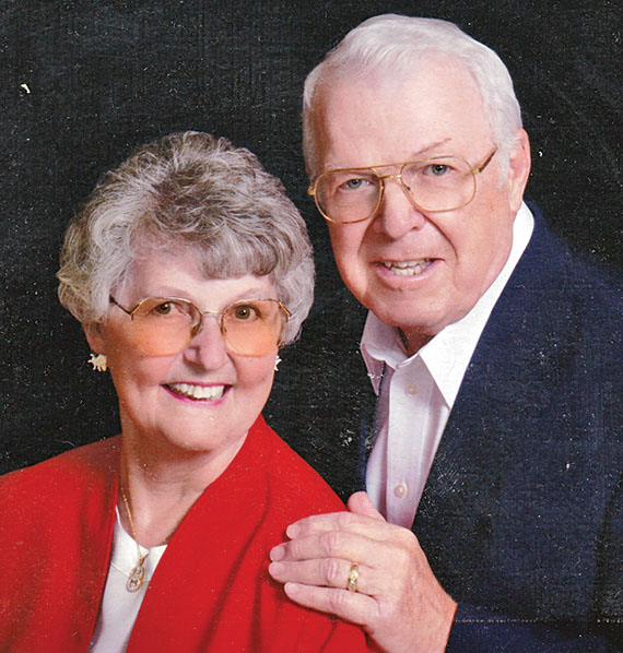 Norma and Clifford Shirk
