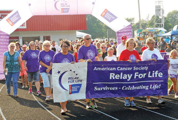 Survivors and caregivers celebrated at Relay for Life
