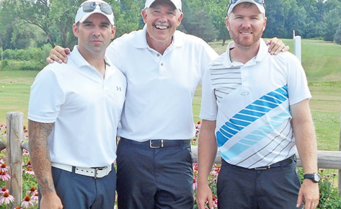 Riverdale Community Lions have successful golf scramble