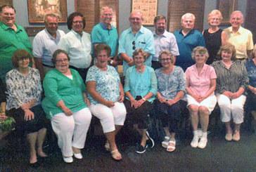Ridgeway High Class of 1961 reunites