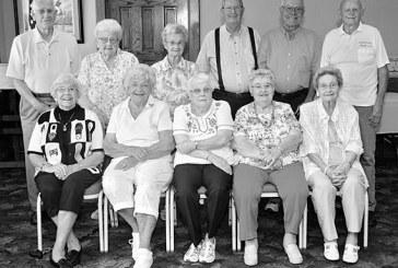 Kenton High School class of '47 reunites