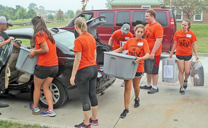 ONU comes back to life during freshmen move-in day