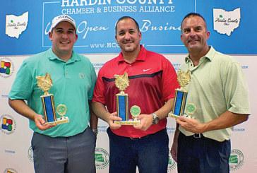 Alliance golf scramble a success