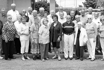 KHS class of 1954 reunites