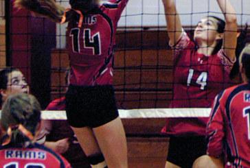Kenton sweeps USV in volleyball opener