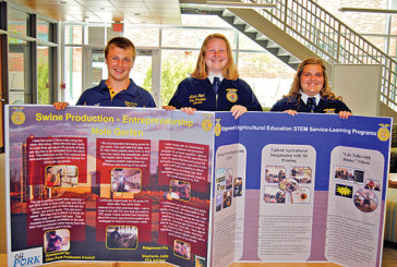 Ridgemont FFA will compete for three possible national titles
