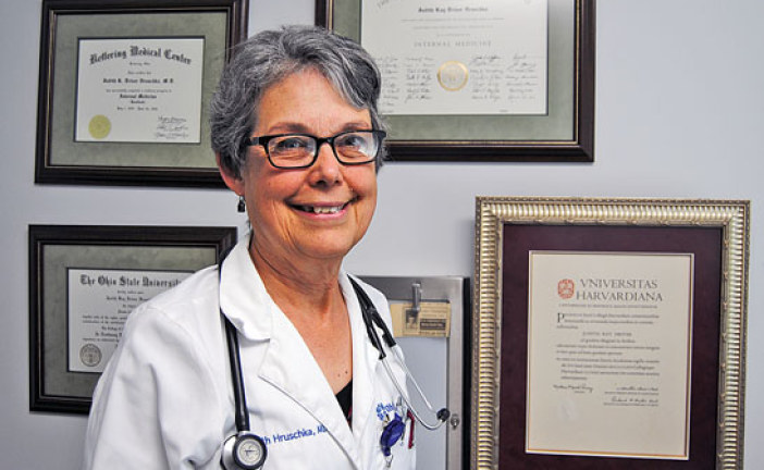 Dr. Judy will miss patients who have become family