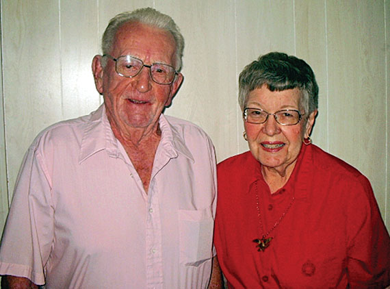 Jack and Martha Cramer