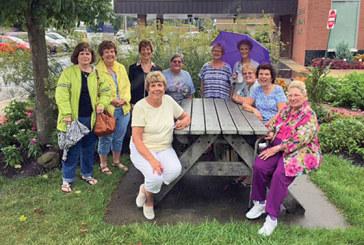 Kenton Garden Club gets tour of Ada Depot, garden