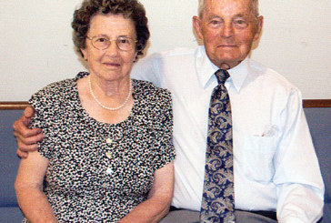 Couple to celebrate 74th anniversary