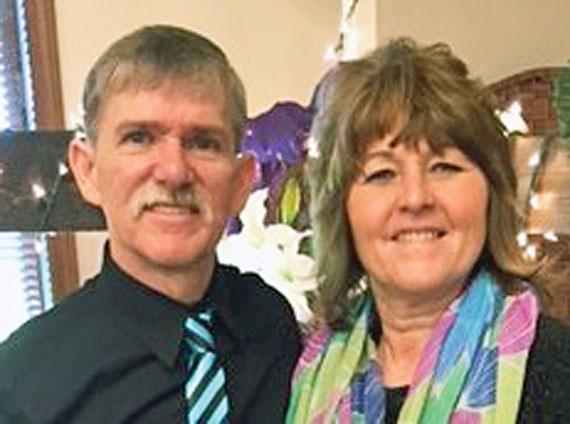 Mike and Paula Whitman
